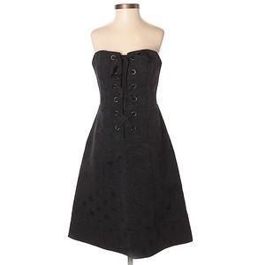 Nanette Lepore Corset-Style Dress